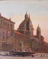 antichita-old-paintings-online-piazza-navona-gouache (2)